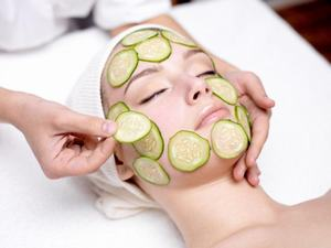 Komkommermasker - Miruntee Natural Skin Care